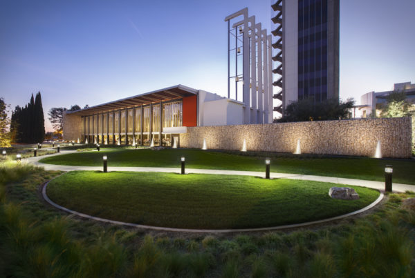 Land Concern: Project - Christ Cathedral